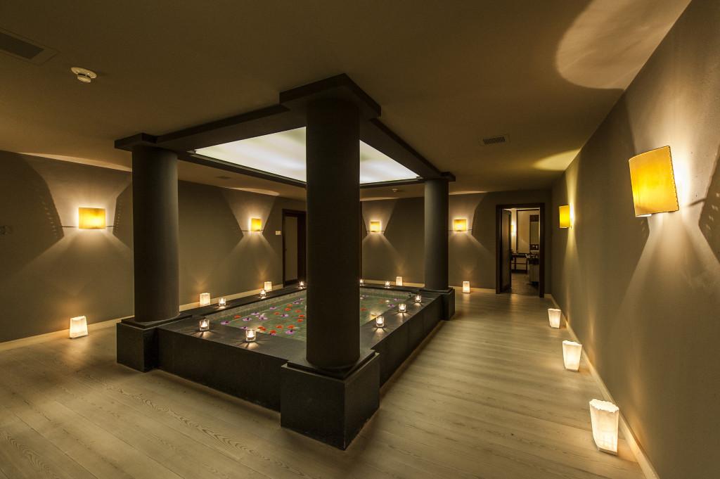 Le Grand Spa massage area