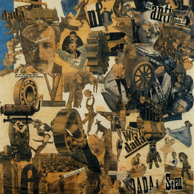 cubism and dadaism Marcel duchamp: marcel duchamp duchamp shared with him the feeling that cubism was too systematic he published a single issue of new york dada in 1921.