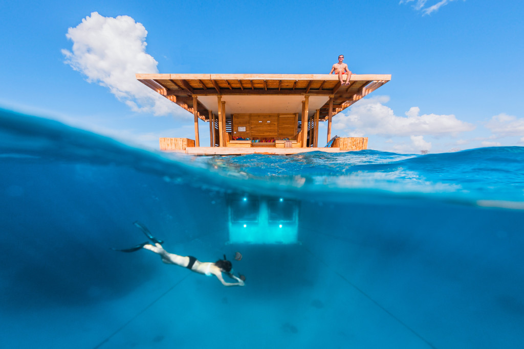 Romantic Manta Resort