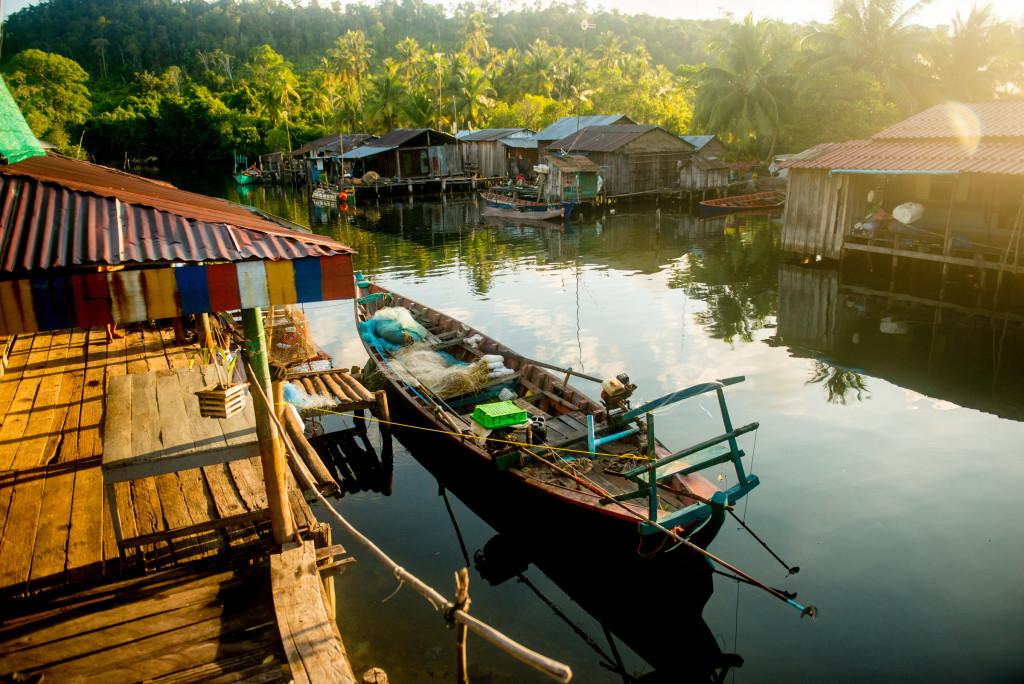 Song Saa Resort Charity Program Koh Rong Cambodia