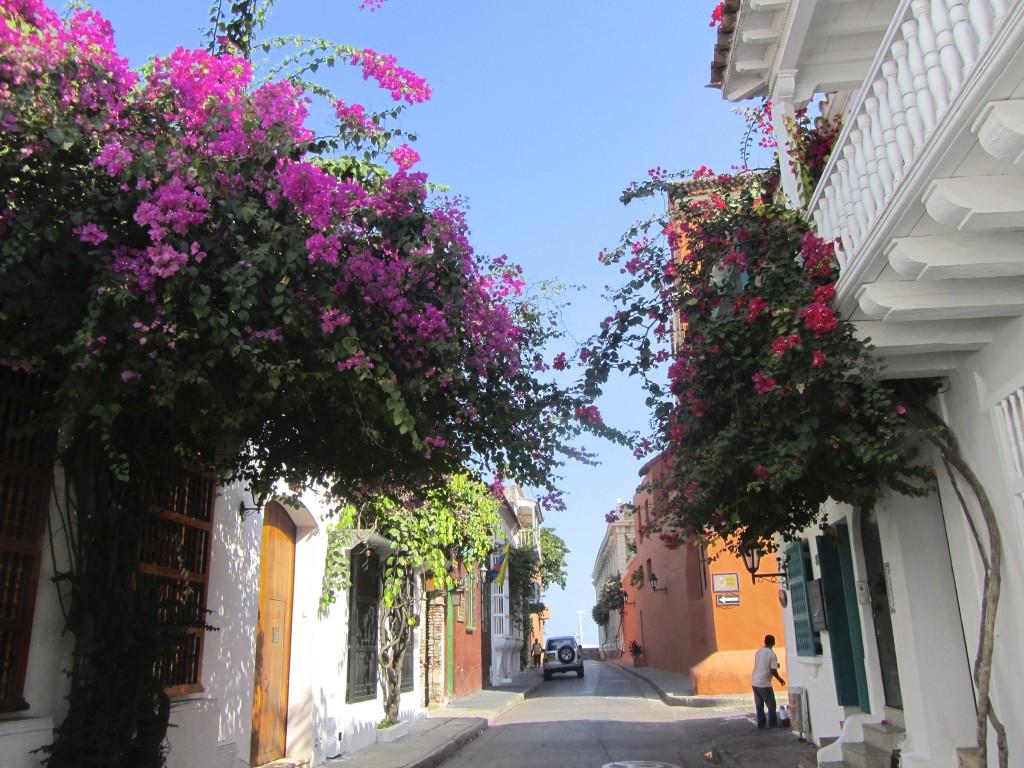 Cartagena. Credit: Claudia Avila Batchelor